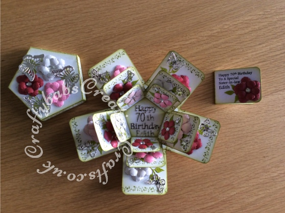 Tattered Lace Pentagon Exploding Box Card Tutorial30 - craftybabscreativecrafts.co.uk
