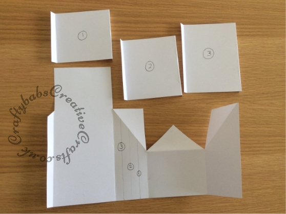 Pop Up Box Card Base