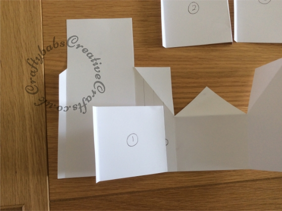 Pop Up Box Card Base1
