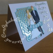 Wedding Card MCFC Couple1