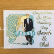 Wedding Card MCFC Couple3