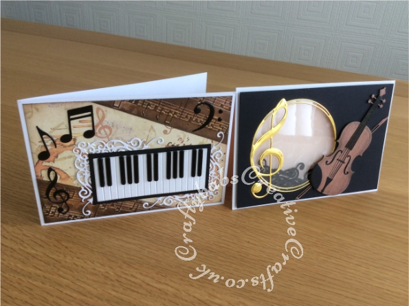 Open cards made using the contents of the Papercraft Society Box June 2020 Olga Direktorenko - plus - Cosmic shimmer gilding polish, glossy accents, white card stock, black card stock, acetate, distress ink and card blanks. - craftybabscreativecrafts.co.uk